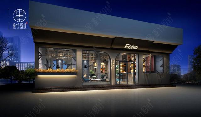 贵阳咖啡厅设计
