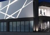 贵阳服装店设计——V12服装店设计