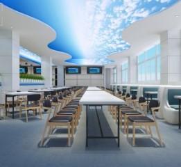 【西安航空学院大学食堂】长沙主题餐