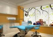 成都口腔牙科诊所医院设计 精致口腔