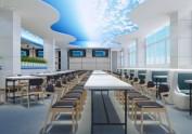 [西安航空学院大学食堂]昆明餐厅设计