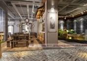 重庆中餐厅装修设计——小型餐饮装修