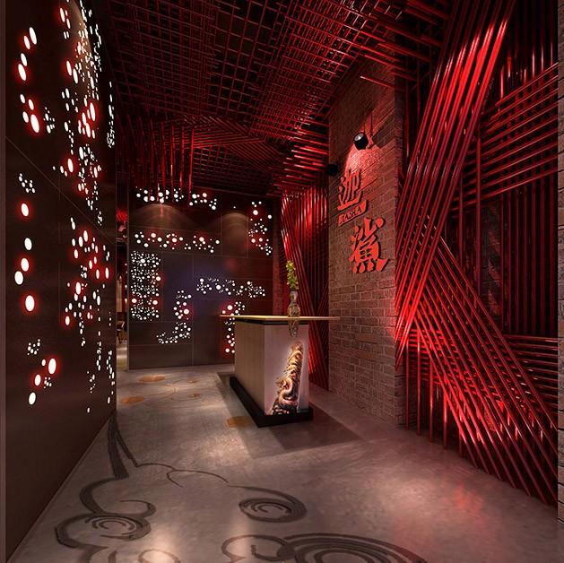 贵阳鱼餐厅设计