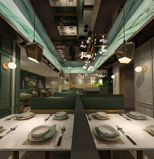 贵阳烧烤店设计