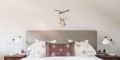 9間漂亮的鄉村臥室,盡是家的味道!