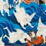 日本木刻版画上的日本风情