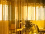 橙色双重空间|东京专业健身房设计