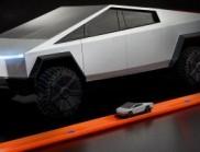 Hot Wheels推出遙控特斯拉賽博卡車玩具
