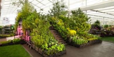 美觀與實用并存的城市花園