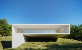 經典白 里約熱內盧極簡藝術住宅
