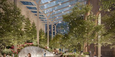 后现代建筑——纽约麦迪逊大道550号的相关图片