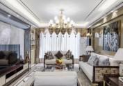 东和都匀样板房轻奢风格|都匀别墅设