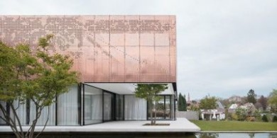 铜可以杀死病毒和细菌,那么我们的房子外墙被它覆盖呢?