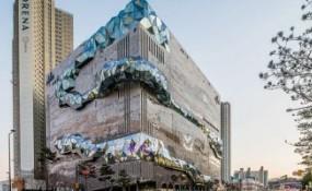 韩国最美百货公司大楼Galleria