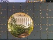 用混凝土拼图打造的墨西哥egaligilo展馆