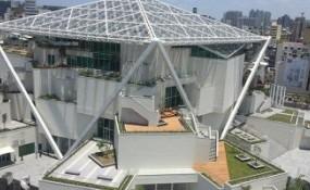 坂茂设计,台南艺术博物馆建成开放