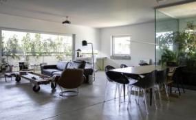 明亮歡快的希臘公寓設計