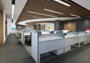 西安医疗办公室装修设计效果图