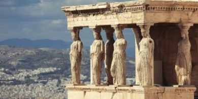 从古至今,女像柱如何将雕塑和建筑完美融合