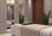 铜仁美容院装修案例 美容会所设计 美