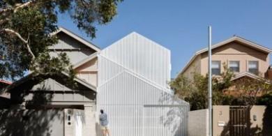 极简+白,美出天际!澳大利亚北邦迪住宅设计