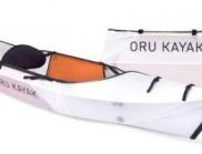 Oru 折叠皮艇改进了设计,五分钟就可以畅享水上世界