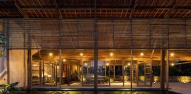 褪去浮華:越南靜修所的質樸設計