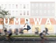 有趣的跳跃式道路,即使被封锁也可以在城市里蹦蹦跳跳