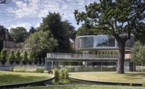 雅澹雋秀,倫敦現代花園住宅