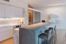 時尚和多才多藝的廚房空間設計相關圖片