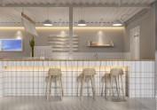 网红餐饮店