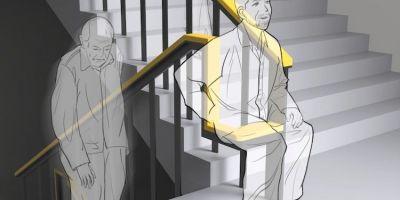 这个简单的楼梯扶手设计,斩获了2020的相关图片