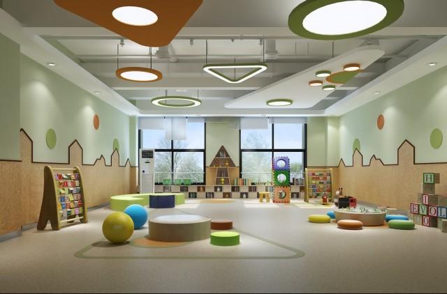 贵阳幼儿园设计公司