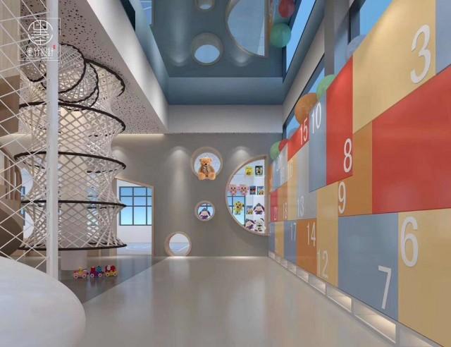 贵阳专业幼儿园设计