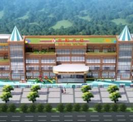 贵阳幼儿园设计公司——太和第六幼儿