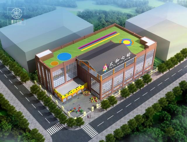 贵阳幼儿园设计