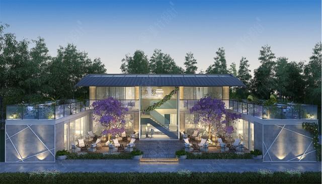 成都花园餐厅设计