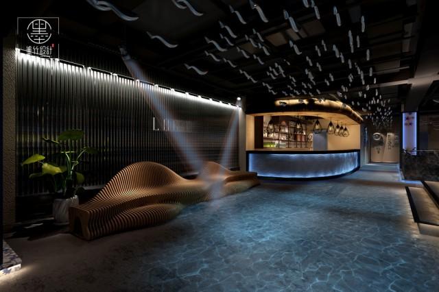 贵阳海鲜餐厅设计