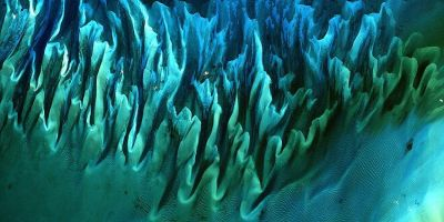 美國宇航局發布年度最佳地球照片,這的相關圖片