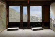 德風景畫--描繪了現代廢墟中的自然景觀相關圖片