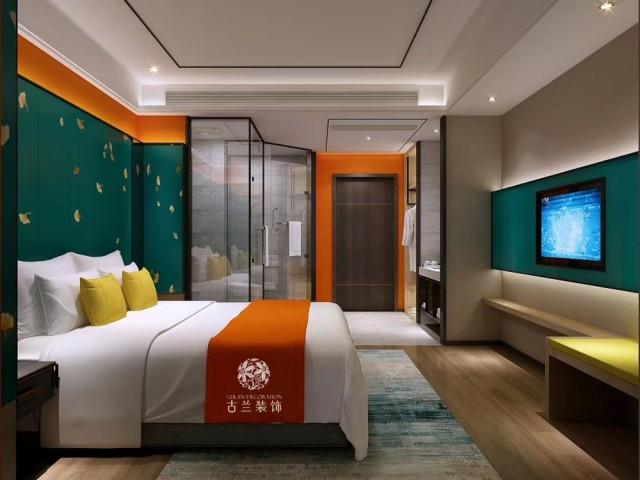成都酒店设计|上海迪尚精品生活酒店设计
