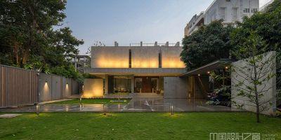 解構主義建筑設計案例-印度RH 23 住的相關圖片