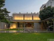 解构主义建筑设计案例-印度RH 23 住宅