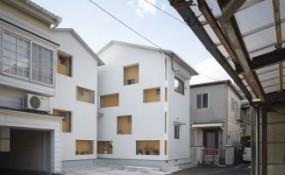 日本雙層屋,既開放又隱私的設計太新奇了