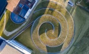 螺旋式鐘表博物館在瑞士向公眾開放
