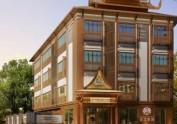 泰国酒店设计|成都度假酒店设计