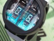 你沒看錯,這是一款獨特的未來派手表