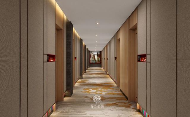 甘孜酒店设计 成都主题酒店设计【霍尔文化主题酒店】