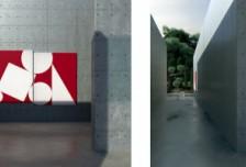 虛擬建筑世界中的數字藝術展作品欣賞相關圖片