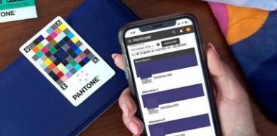 便攜式Pantone顏色匹配卡,可在25秒內完成顏色配置!